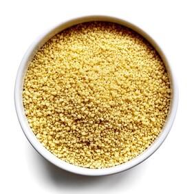 Organic couscous wholewheat
