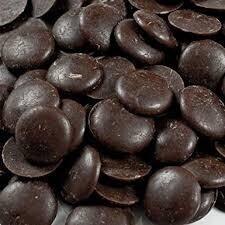 Dark Chocolate Buttons 100g