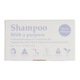 Shampoo with a purpose Dry Damaged