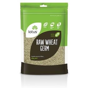 Raw Wheat Germ