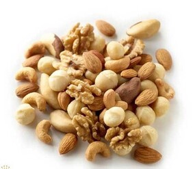 Salted Mixed Nuts 100g