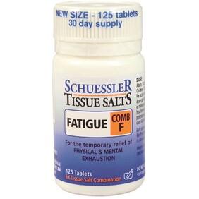 Scheusslar Salts F Fatigue