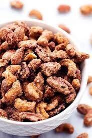Cinnamon Roasted Cashews 100g