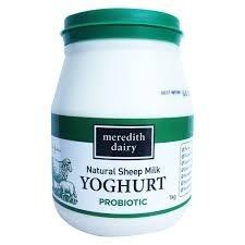 Sheep Milk Yogurt- Green