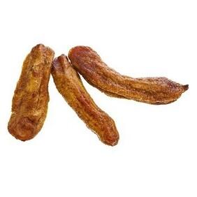 Whole Dried Banana Fingers 100g