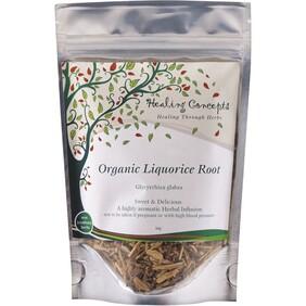 Organic Liquorice Root Tea
