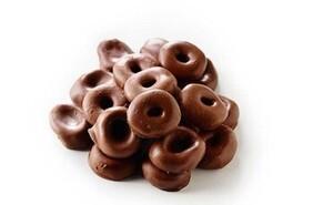 Milk Chocolate Aniseed Rings 100g