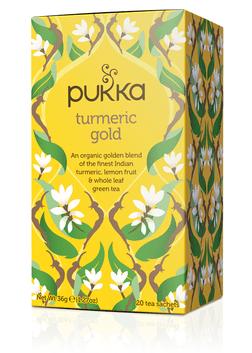 Tumeric Gold Pukka Tea Bags