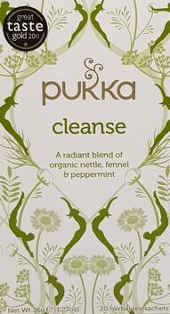 Cleanse Tea Bags
